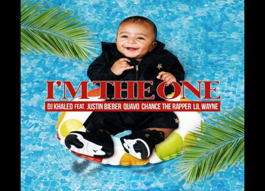 """Music Ate My Brain – Song of the Week: DJ Khaled's """"I'm the One"""""""