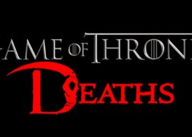 We Got Five – Ep. 95 – Game of Thrones Deaths