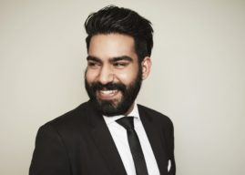 Let's Chat with Revill & Friends – Rahul Kohli of iZombie