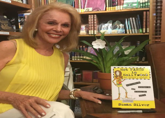 Let's Chat with Revill & Friends – Susan Silver