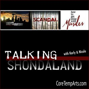 Talking Shondaland Cover Art 2014