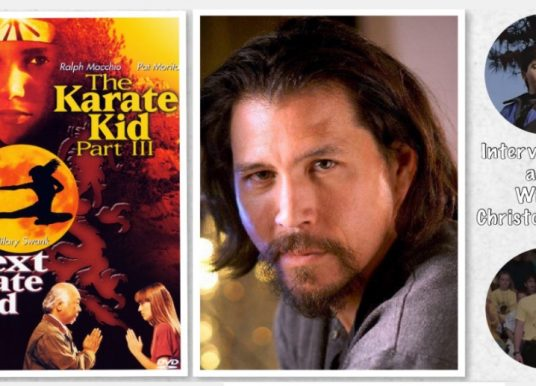 Podstalgic – The Karate Kid Part III (1989) / Sensei William Christopher Ford Interview