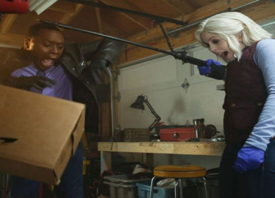 "TV Ate My Brain – iZombie: 3×08 ""Eat a Knieval"""